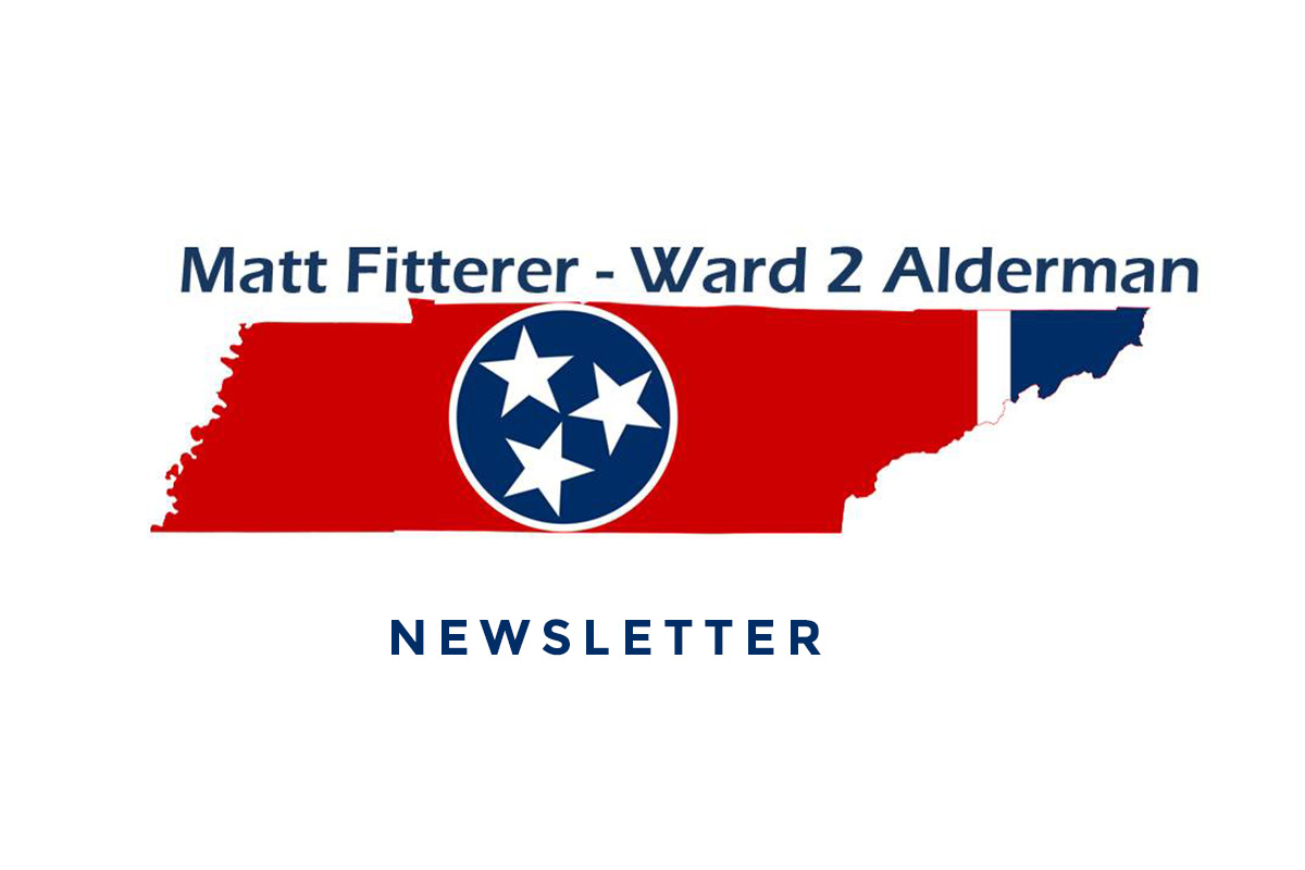 matt fitterer newsletter